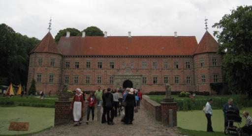Voergård Slot