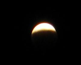 Formørket måne