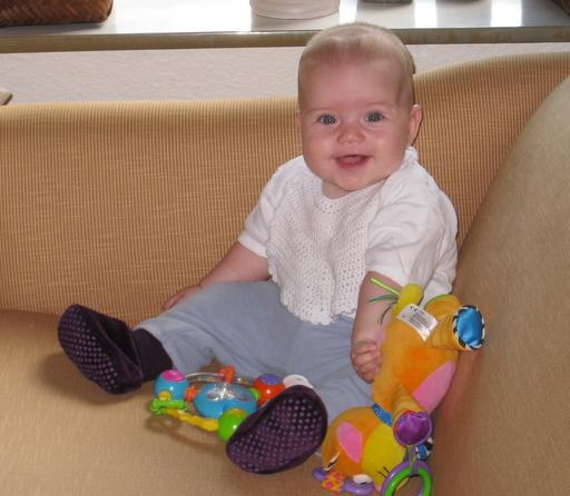 Ellen i sofakravlegården