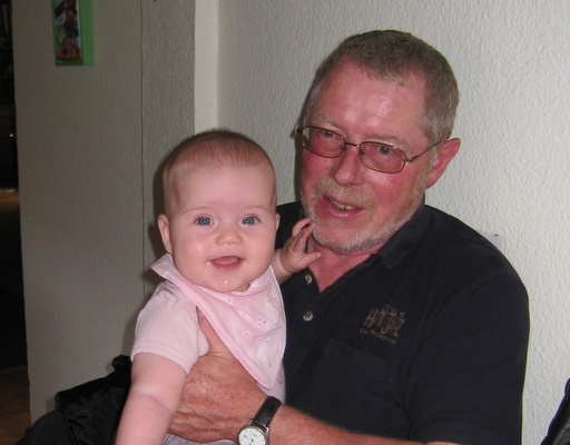Morfar og Ellen
