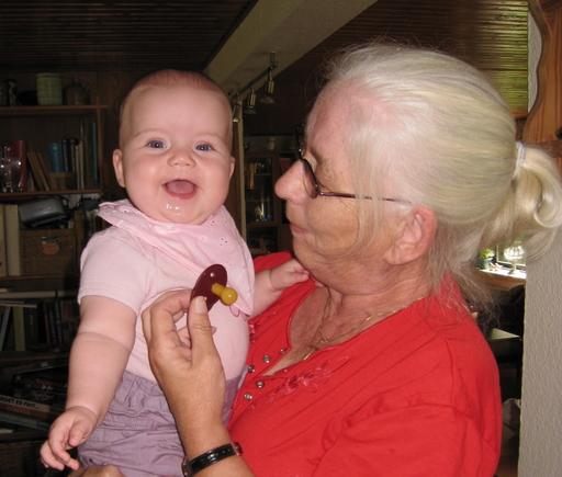 Mormor og Ellen