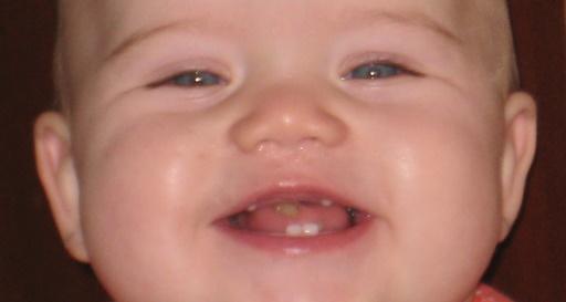 Nærbillede af vampyren Ellen.