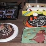 Flere kreative kager.