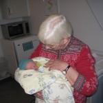 Mormor og Karen