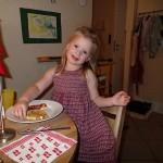 Karens 4-års fødselsdag