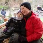 Julegudstjeneste i Aalborg Zoo 2014